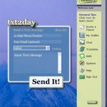 txt2day now on your desktop!