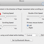 How to Disable Reverse Scrolling in OSX Lion