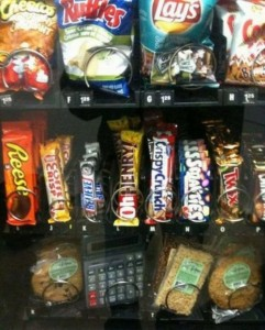 Vending Machine Analytics