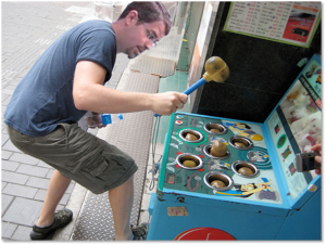 Matt Cutts Whack A Mole
