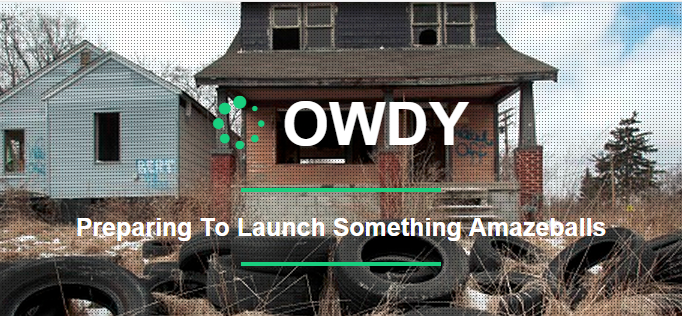 Introducing Owdy