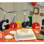 Happy 13th Birthday Google