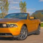 Ryan's Mustang GT Convertible